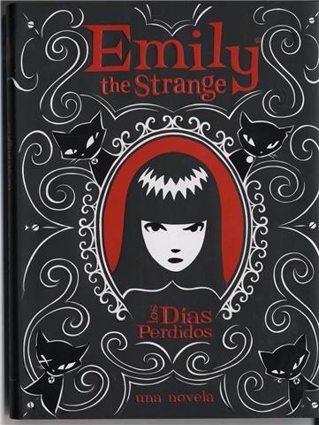 La primera novela protagonizada por Emily the Strange me ha sorprendido gratamente con una lectura amena gracias a sus personajes y a lo misterioso de la tra...