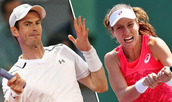 French Open Tennis LIVE: Johanna Konta v Hsieh Su-wei Andy Murray v Andrey Kuznetsov
