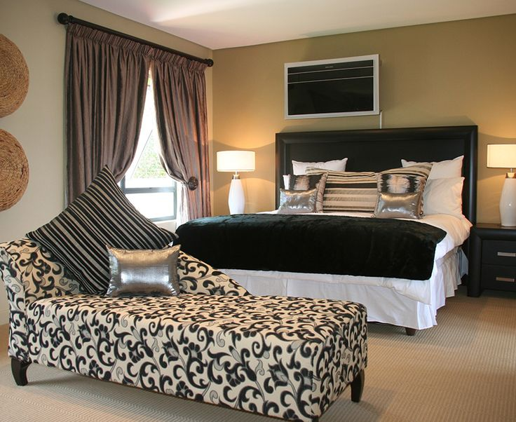 The decor of this room just oozes opulence though    Esprit Executive Apartments