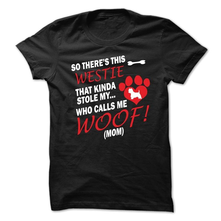 This Westie Stole My Heart!, Order HERE ==> https://www.sunfrog.com/Pets/4983761-62149533.html?89701, Please tag & share with your friends who would love it, westie puppies, westies funny, westies grooming #christmasgifts #xmasgifts #design #hair #beauty #christmasgifts #xmasgifts