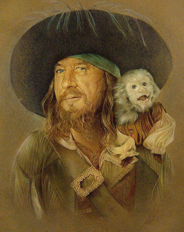 Captain Hector Barbossa | Barbossa images Barbossa