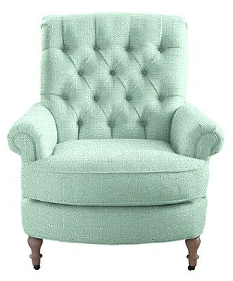 Abbott  Costello Chair | Blue/Green Furniture | Maine Cottage®