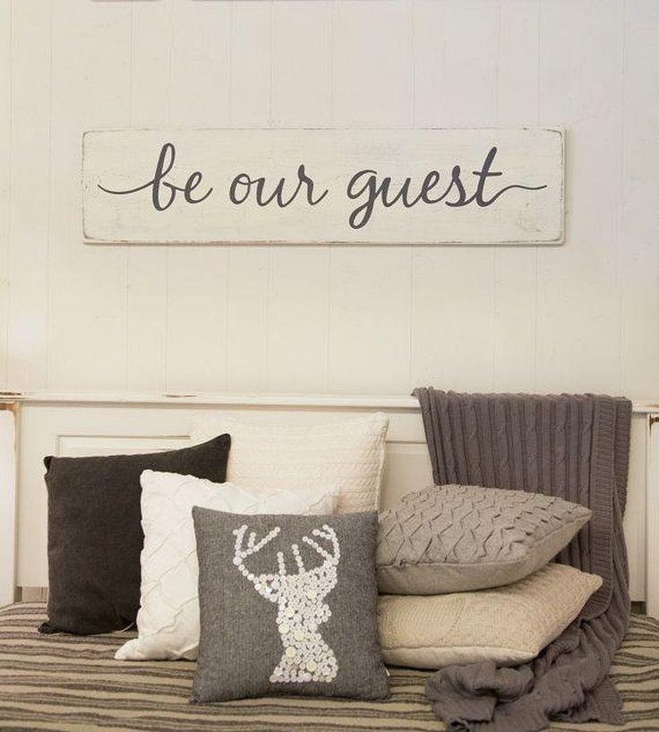 Spare Bedroom Decor: Best 25+ Guest Bedroom Decor Ideas On Pinterest