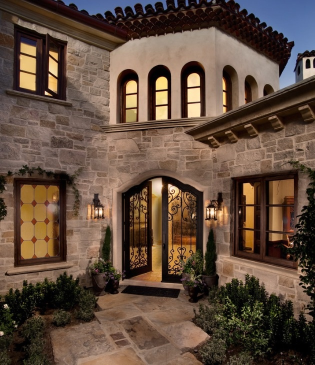 15 Phenomenal Mediterranean Exterior Designs Of Luxury Estates: 15 Best Modern Mediterranean Exterior Images On Pinterest