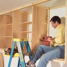 Best 25+ Garage cabinets diy ideas on Pinterest | DIY garage ...