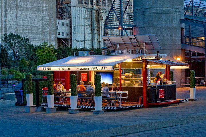 Bares & Restaurantes | 7box container