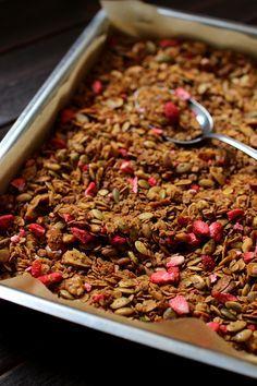 Wicked sweet kitchen: Itsetehty granola