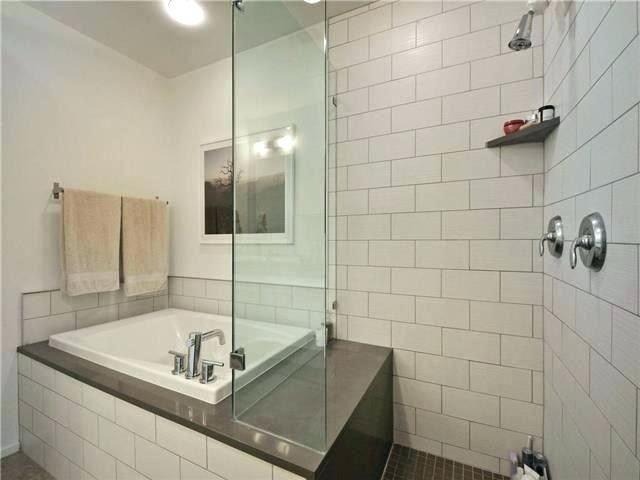 Small Corner Bath Interior Tub Shower Combo Bathroom Cabinet