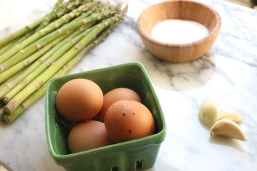 ... sunny side up egg | Skinny recipes | Pinterest | Eggs and Asparagus