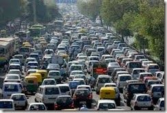 Manila-traffic-jam