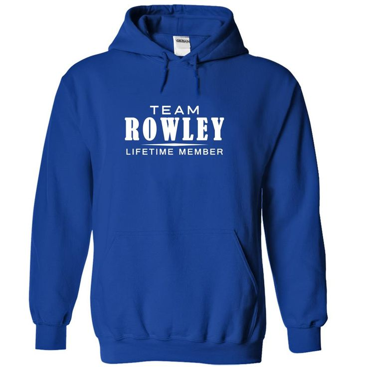 team rowley lifetime member
