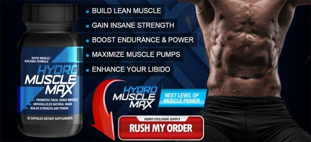 Hydro Muscle Max is a muscle building supplement that works by boosting your Nitric Oxide and amino acid levels. - http://hydromusclemax.org.uk