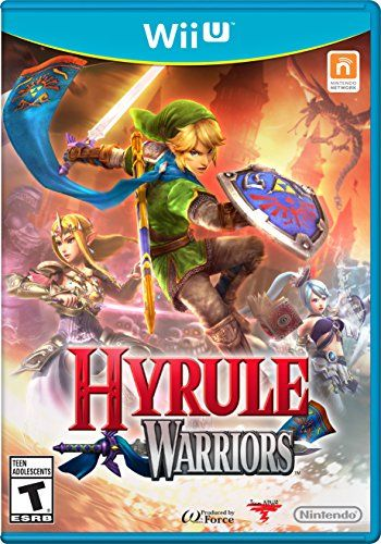 Hyrule Warriors - Wii U: nintendo_wii_u: Computer and Video Games - Amazon.ca