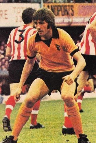 John Richards Wolves 1973