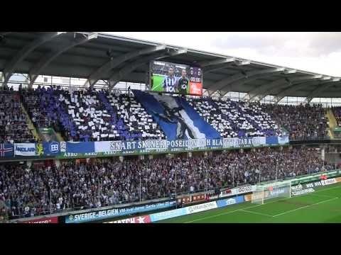 ▶ IFK Göteborg vs Elfsborg, Snart Skiner Poseidon. - YouTube