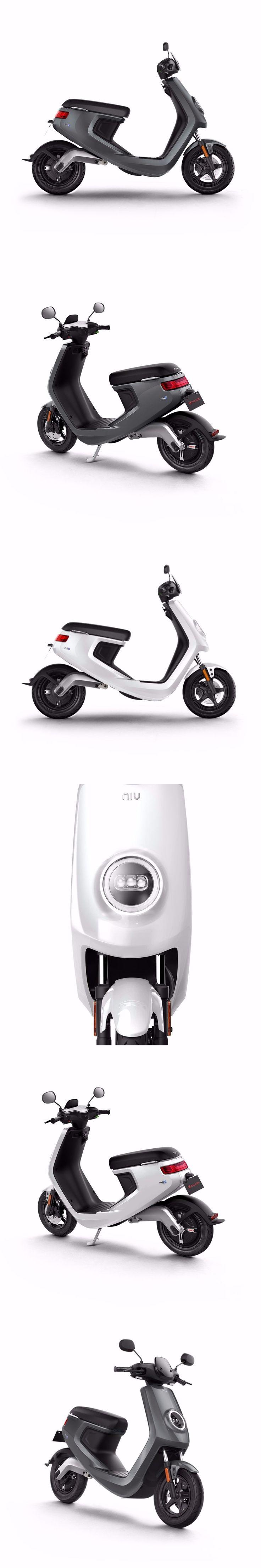 XIAONIU M1 PRO electric bike 1200watts motor 48v36ah llithium battery rang 120km Strong power electric scooters 12inch wheel