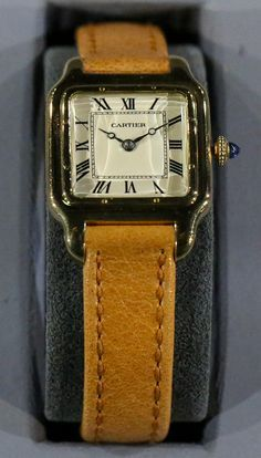 Cartier santos 1912