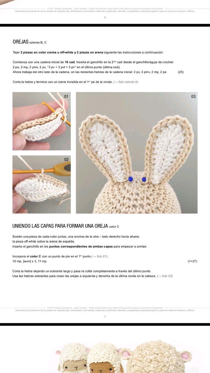 Pin by FlorenciaM on Crochet patrones | Pinterest | Amigurumi ...