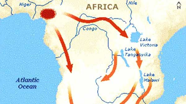 Mike Smith started a petition, petitioning the governments of Nigeria, Burundi, Rwanda and Uganda with the following message: The Bantu tribes of South Africa originally migrated from the area where Nigeria is today to the Great Lakes region and from there South to where South Africa is today.