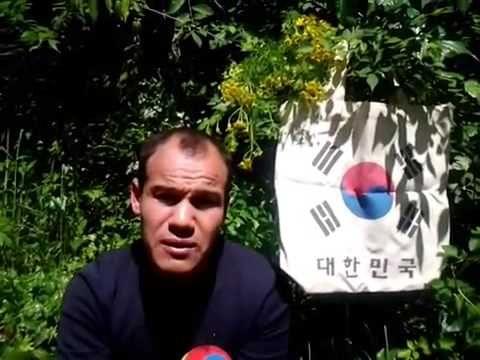 to me, korea is ferhat bezazel algeria(Bezazel Ferhat)