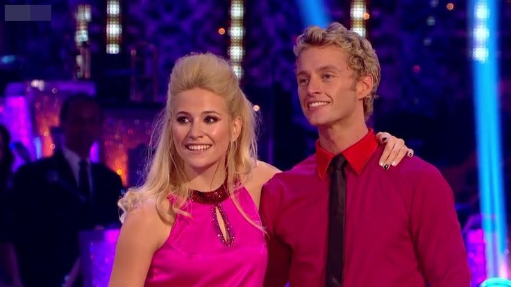 Strictly Come Dancing 2014 Week 1 - Pixie Lott & Trent - Jive - Live 9-2...