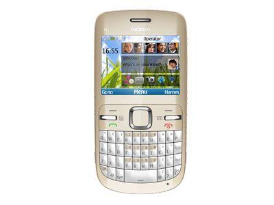 Nokia C3-00 (2010)