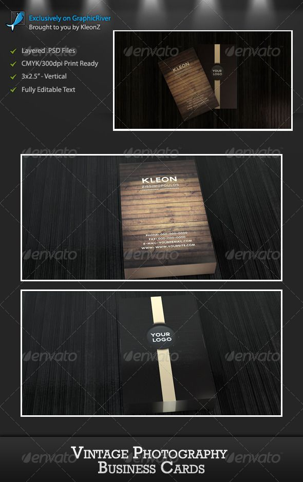 1750 best Minimal Business Card images on Pinterest - id card psd template