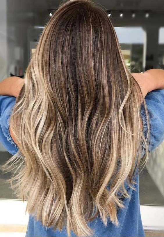 20 Best Balayage Ombre Hair Color Trends for 2018