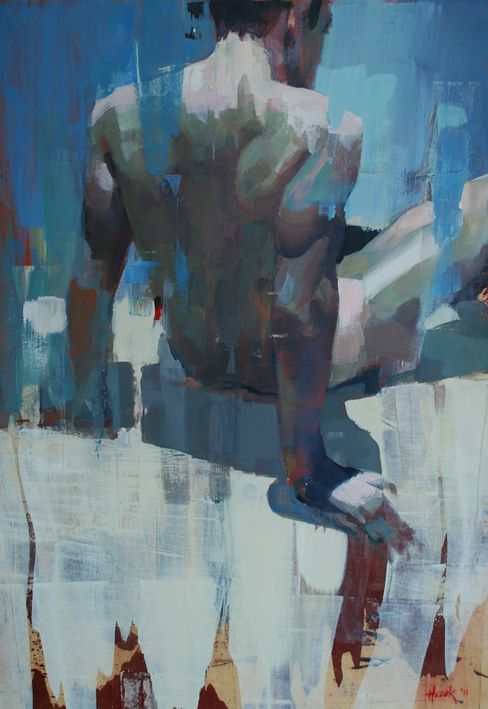 bluart106: Skin Deep by Christian Hook