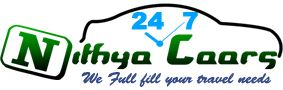 The new Logo of Nithya caars, Tirupati Call Taxi, Car Rental in Tirupati, Tirupati Taxi, Gudur to Tirumala, Tirupati car rental visit http://www.nithyacaars.com