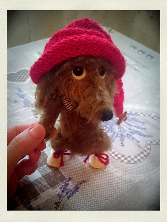 SOLD OUT only by order Teddie dachshund A от Cosydachshund на Etsy