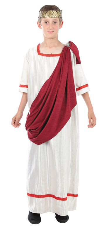 Disfraz Romano-Senador
