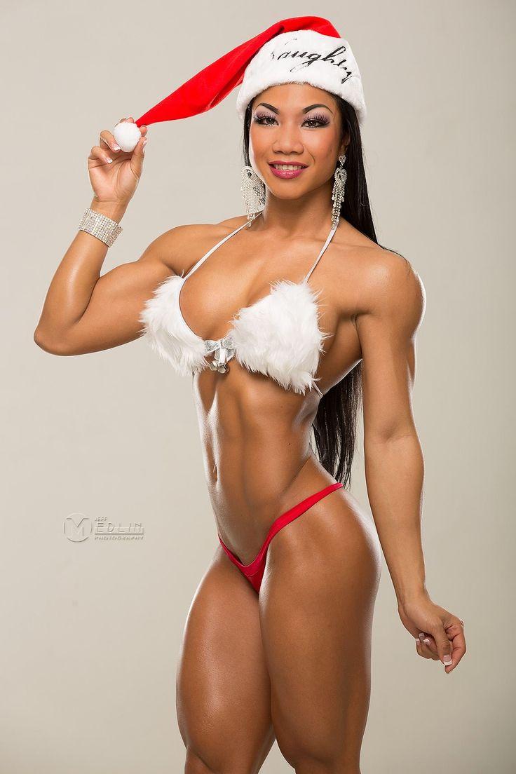 Tis The Seasontina Nguyen  Muscular Women -5361