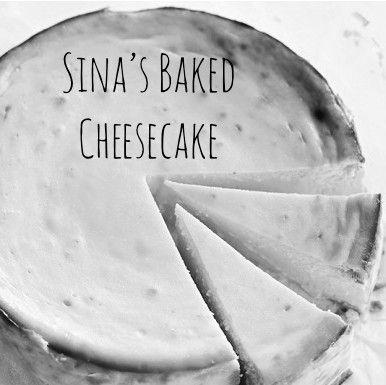 Sina's Baked Quark Cheesecake | Omnom Cheese Making | Sydney | Australia