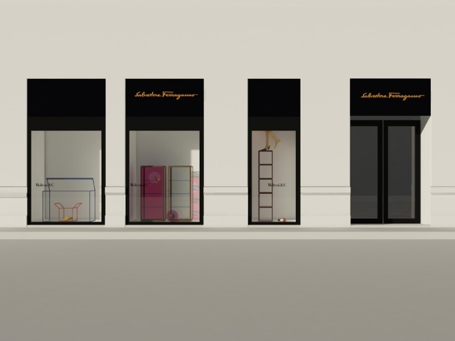 Sunday Books: Shop Windows - News - Frameweb