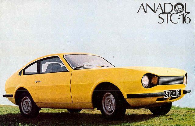 Anadol STC-16