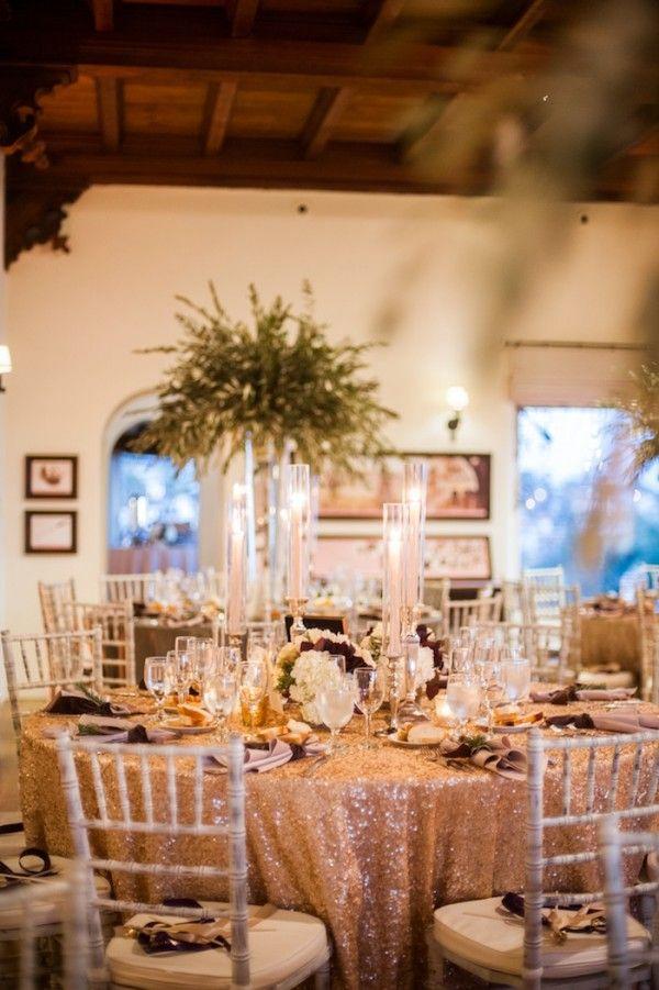 An Intertwined Event Glitzy Casa Romantica Wedding