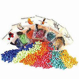 All Four Tropical Spazazz Beads