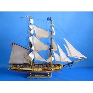 "USS Lawrence Limited 36"" - USS Lawrence - Model Ship Wood Replica - Not a Model Kit (Toy)  http://howtogetfaster.co.uk/jenks.php?p=B002YLKODG  B002YLKODG"
