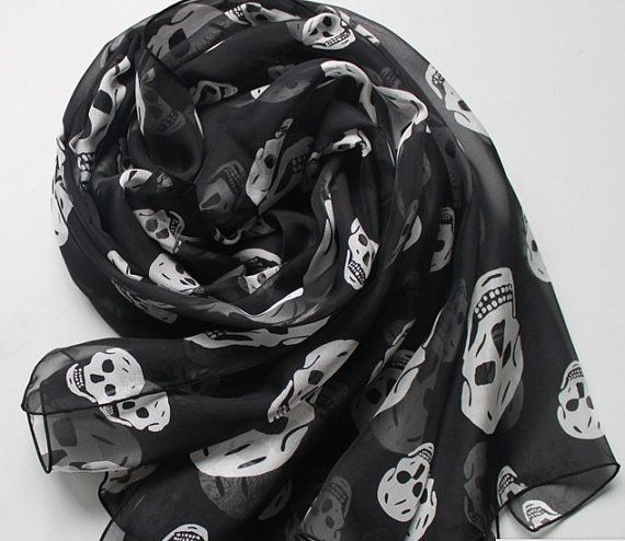 Silk Chiffon Fabric Silk Scarf Skeleton Fabric -Mulberry Silk Chiffon Skeleton Cloth 55x18 Inches