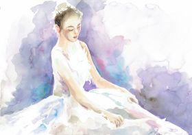 Ballerina II by Nicolas GOIA