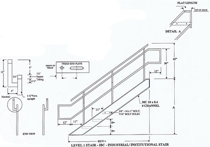 Best Image Result For Industrial Riser Dimensions Stair 400 x 300