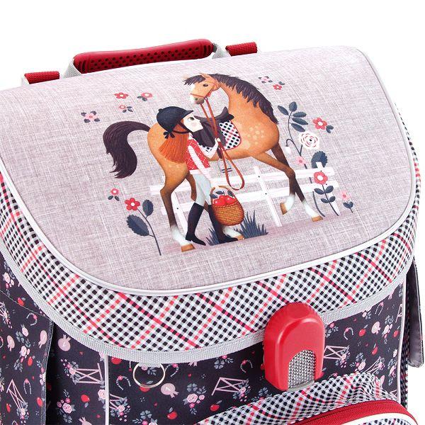 Ars Una iskolatáska Born to ride kompakt easy mágneszáras ... 5837fbb245
