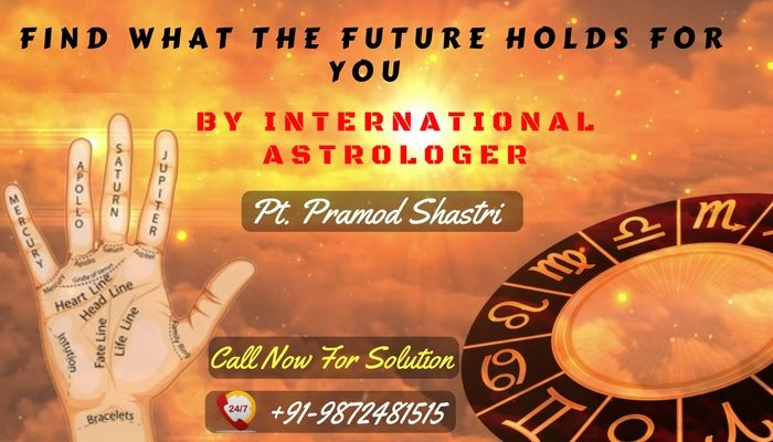 Want to know your #future? Now By one call you can find what the future Holds for you with the help of #Famous #International #Astrologer Pt. Pramod Shastri. Just call out and read your future Call Now For Solution:📲+91-9872481515