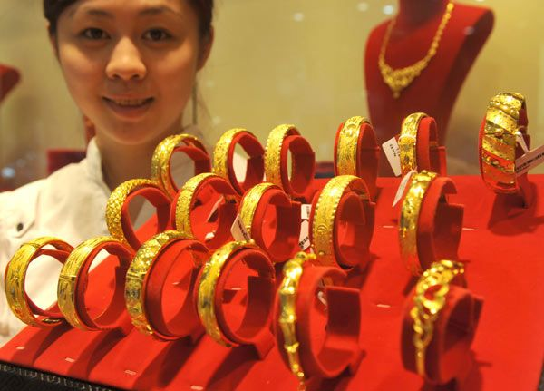 Year of the Rooster also Year of Gold, says bullion expert