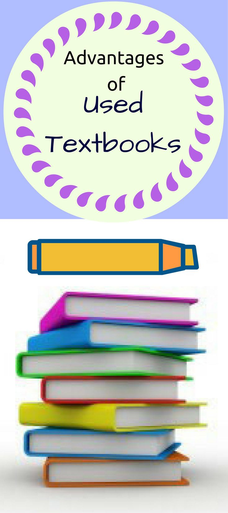 Advantages Of Used Textbooks