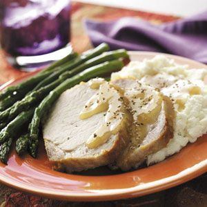 Country-Style Pork Loin Recipe