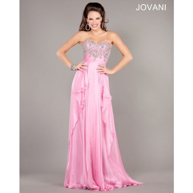Las mejores 350 imágenes de Jovani Prom Dresses 2013 de Capree ...