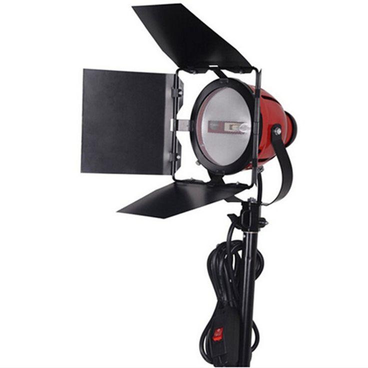 Осветитель галогеновый NiceFoto DSR800E с охлаждением