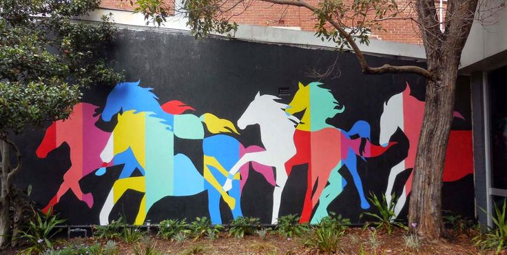 Graffitis du Monde (Street Art)  Shannon Crees